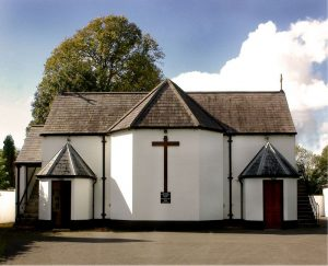 Rathcoffey Churches & Buildings